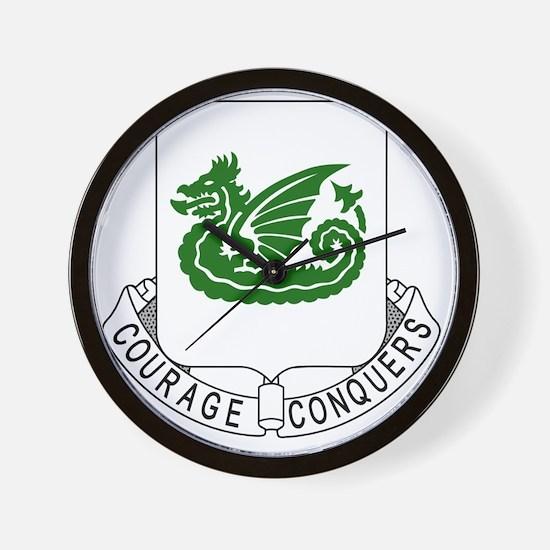 1st Battalion, 37th Armor Wall Clock