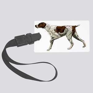 best shorthair Large Luggage Tag
