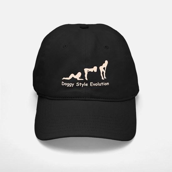 doggy evolution2 Baseball Hat