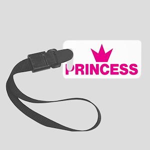 Royal Family Princess (English) Small Luggage Tag