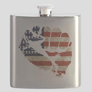 flagfist1 Flask