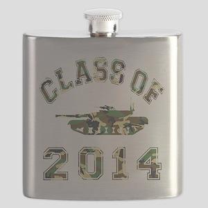 CO2014 Tank Camo Flask