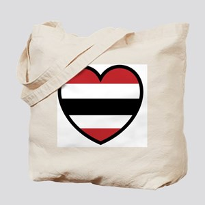 Hawk Heart Solo Tote Bag