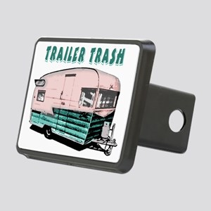 trailertrashsmalls Rectangular Hitch Cover