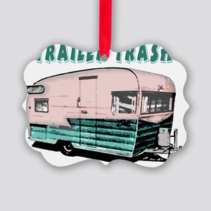 trailertrashsmalls Picture Ornament