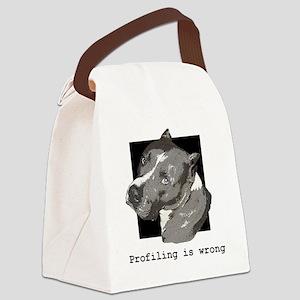 zeus-2 Canvas Lunch Bag