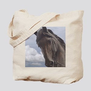 aiken mousepad hamptons horse Tote Bag