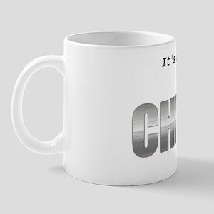 CHROME Mug