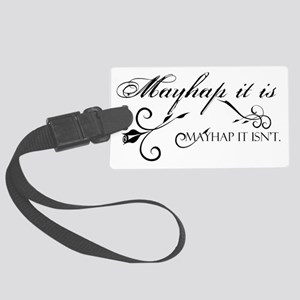 Mother Abigail Large Luggage Tag