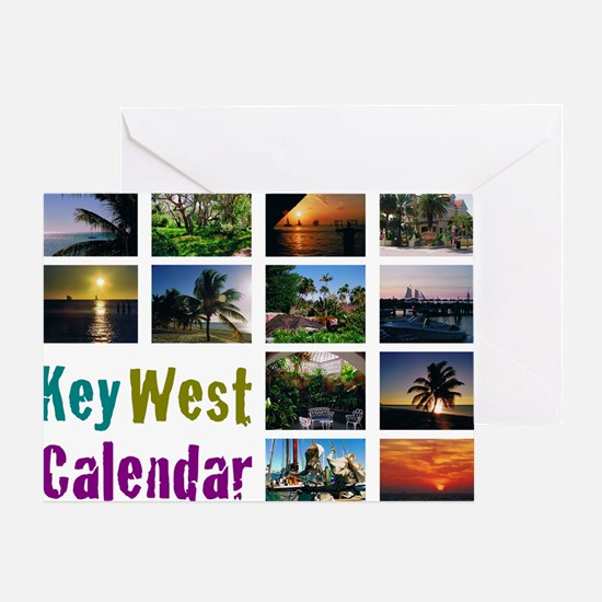 11.5x9at254CalendarCover Greeting Card