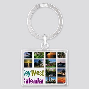 11.5x9at254CalendarCover Landscape Keychain