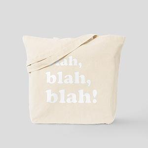 blah1B Tote Bag