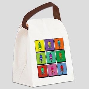 robotbox Canvas Lunch Bag