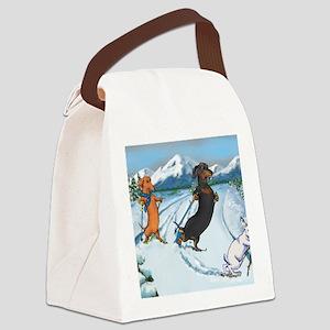 xcountrymp Canvas Lunch Bag