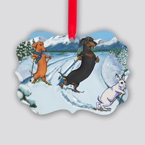 xcountry14x10 Picture Ornament