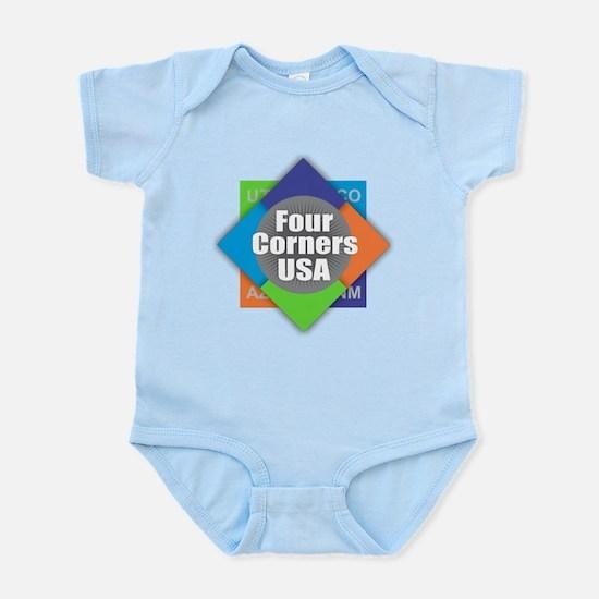 Four Corners Body Suit