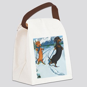 xcountryiphoneslider Canvas Lunch Bag