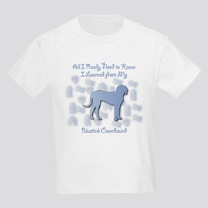 Learned Bluetick Kids T-Shirt