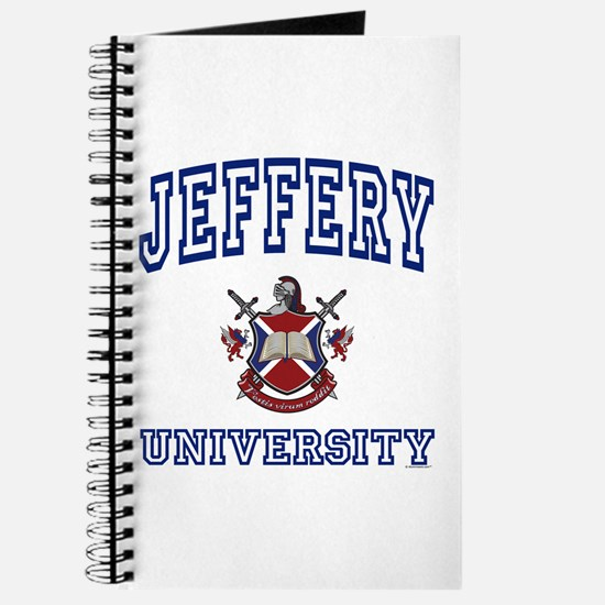 JEFFERY University Journal