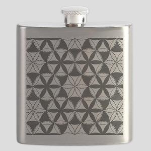 Fl_of_Lf_BW_9x7.5_mpad_01 Flask