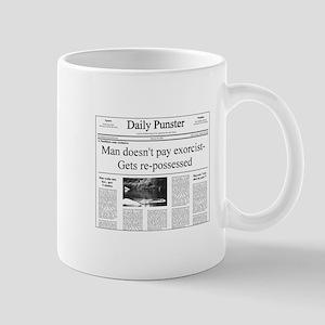 Exorcist Pun Mug