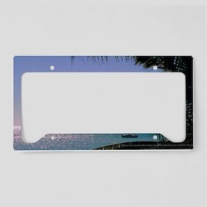14x6at250MartelloOcean License Plate Holder