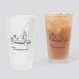 8554_factory_cartoon Drinking Glass