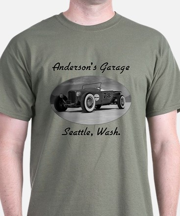 Anderson's Garage T-Shirt
