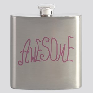 AWESOMEGRAMMIEPINK Flask
