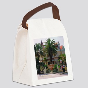 10x8at250SouthHouse Canvas Lunch Bag
