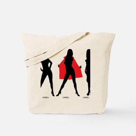 ThreeRealHos Tote Bag