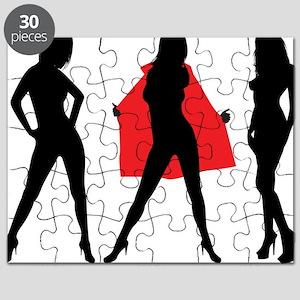 ThreeRealHos Puzzle