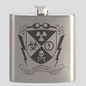 Mad Science Institute BW Flask