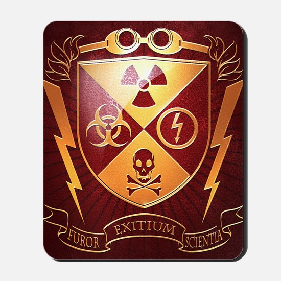 Mad Science Institute RG Mousepad
