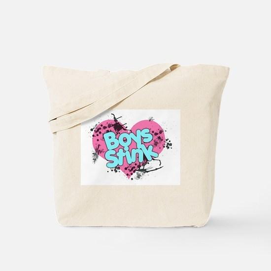Boys Stink Tote Bag