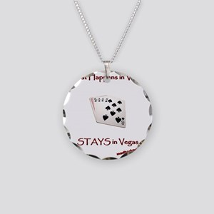 WhiV TFE 6000 Necklace Circle Charm