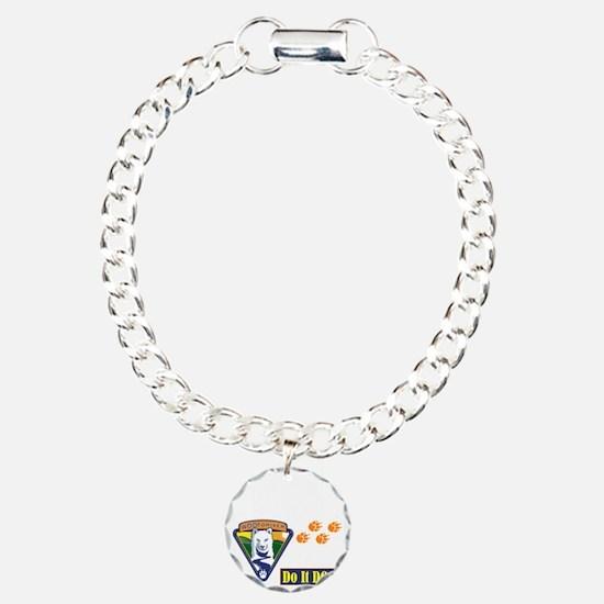 RideEmHardCP Bracelet