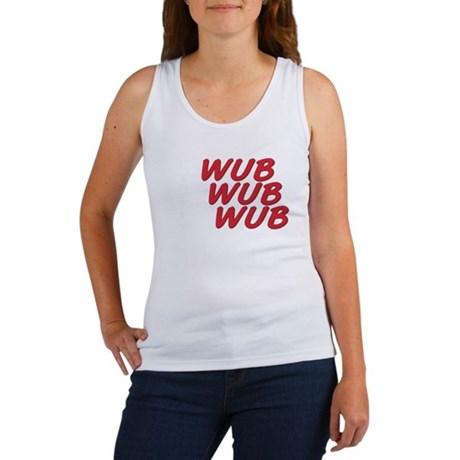 I wub DubStep Women's Tank Top