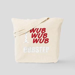 I wub DubStep Tote Bag