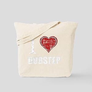 I Heart DubStep Tote Bag