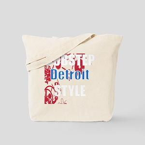 DubStep Detroit Gears Tote Bag