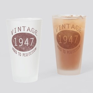 VinRed1947 Drinking Glass