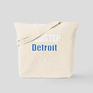 DubStep Detroit Tote Bag