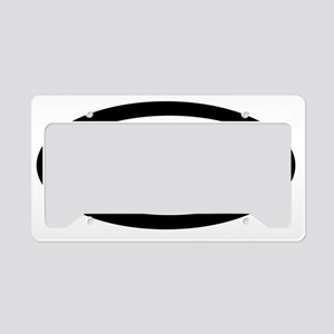 SUPtime_landscape License Plate Holder
