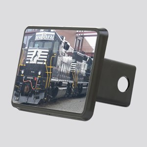 NS 727 2011 058 Rectangular Hitch Cover