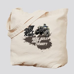muddin atv Tote Bag