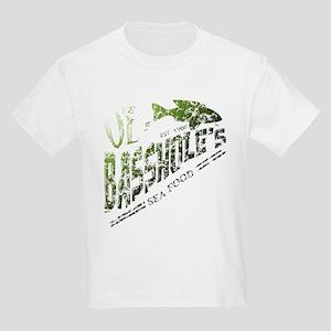 Ye Ol' Basshole's Seafood Kids T-Shirt