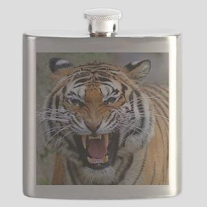Atiger mousepad Flask