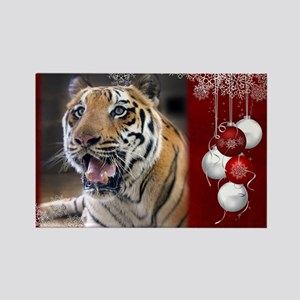In-Sync Exotics - Christmas Card  Rectangle Magnet