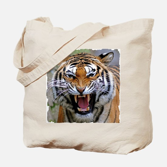 Atiger shirt Tote Bag